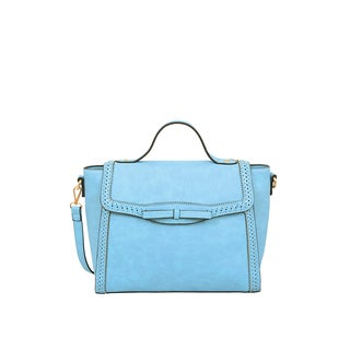 Isadora Satchel with Removable Shoulder Strap