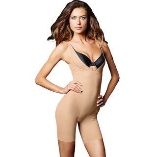 Maidenform Women's Wear Your Own Bra Beige Body Singlet