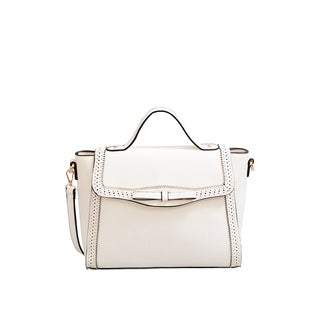 Mellow World Isadora Satchel with Removable Shoulder Strap
