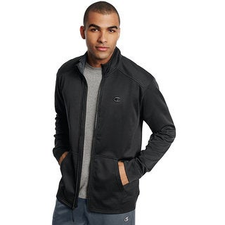 Champion Men's Tech Fleece Full-zip Jacket