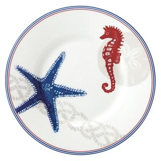 Lenox Oceanside Accent Porcelain Plate