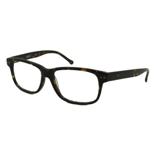 Kenneth Cole Reaction Men's/ Unisex KC8008 Rectangular Reading Glasses