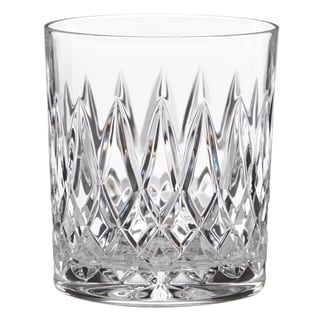 Lenox Mackenna Irish Crystal Double Old Fashioned Glasses (Set of 2)