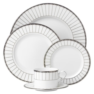 Lenox Platinum Onyx 5-piece Place Setting