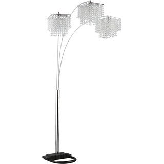 Coaster Company Traditional Lamp (Chrome)