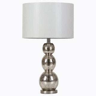 Coaster Company Metal Table Lamp with Fabric Shade