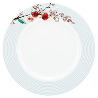 Lenox Chirp Stripe China Dinner Plate