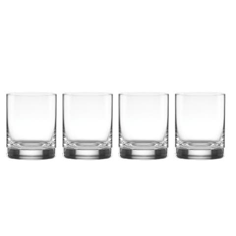 Lenox Tuscany Cylinder Double Old Fashion Glasses (Pack of 4)