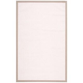 Nourison Sisal Soft White Area Rug (9' x 13')
