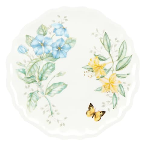 Lenox Butterfly Meadow Melamine Dinner Plate
