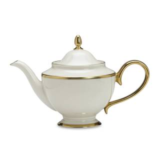 Lenox Tuxedo Teapot With Lid
