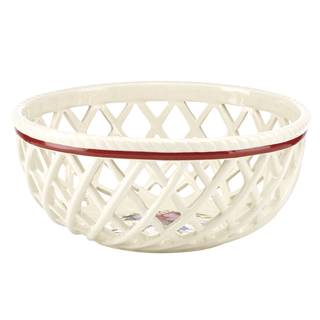 Lenox Winter Greetings Dishwasher Safe Open Weave Bread Basket|https://ak1.ostkcdn.com/images/products/12172219/P19023862.jpg?impolicy=medium
