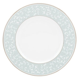 Lenox Opal Innocence Blue Bone China Dinner Plate