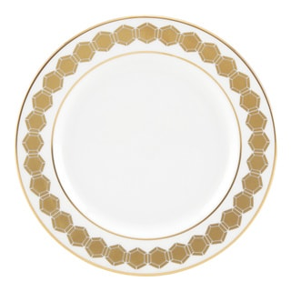 Lenox Prismatic Gold Butter Plate