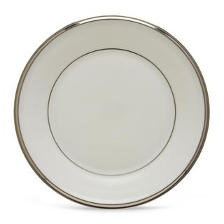 Lenox Solitaire White China 6-inch Round Butter Plate