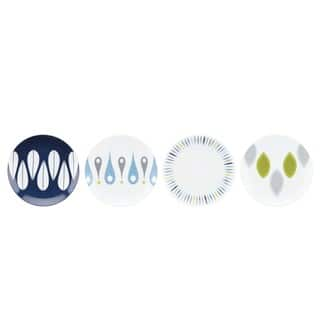Dansk Burbs Decal Blue Party Plates (Pack of 4)|https://ak1.ostkcdn.com/images/products/12172283/P19023915.jpg?impolicy=medium