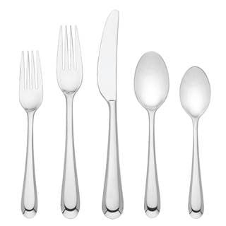 Lenox Belmont Stainless Steel 5-piece Flatware Place Setting