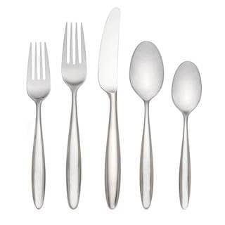 Lenox Curve 5-piece Flatware Set