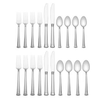 Lenox Eternal Stainless Steel 20-piece Flatware Setting