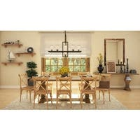 Artefama Tower 79-inch Dining Table