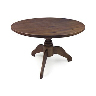 Artefama Class Rustic Cinnamon 45-inch Round Dining Table