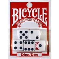 Bicycle 5-count Dice Set