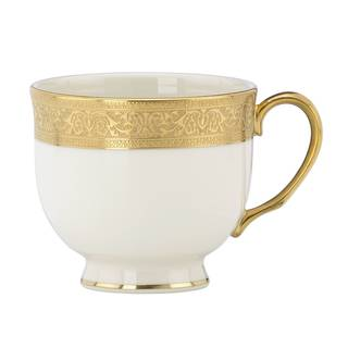 Lenox Westchester Gold Ceramic New Teacup