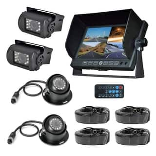 Pyle Black DVR Multi-camera and Monitor System https://ak1.ostkcdn.com/images/products/12172527/P19024046.jpg?impolicy=medium