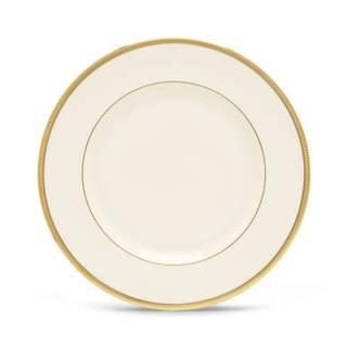 Lenox Tuxedo Salad/Dessert Plate
