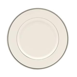 Lenox Tuxedo Platinum Fine China Dinner Plate