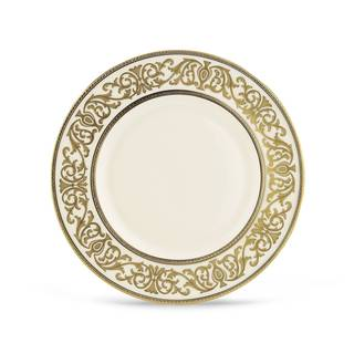 Lenox Westchester Gold China Accent Plate