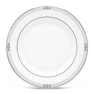 Lenox Westerly Platinum-trimmed Bone China Dishwasher-safe Butter Plate