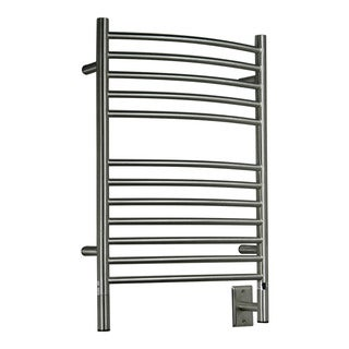 Amba Jeeves E Curved Bathroom Towel Warmer