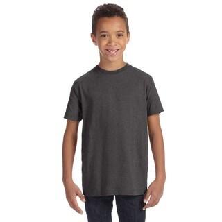 Boys' Vintage Fine Smoke Jersey T-Shirt