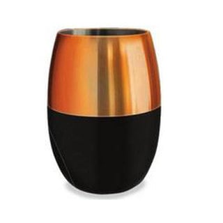 Cork Pops Nicholas Collection Copper Freezer Gel-filled Gift-boxed Beverage Cup