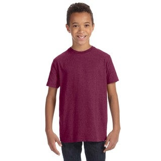 Youth Vintage Burgundy Jersey T-shirt