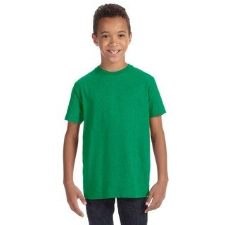 Youth Vintage Green Jersey T-shirt