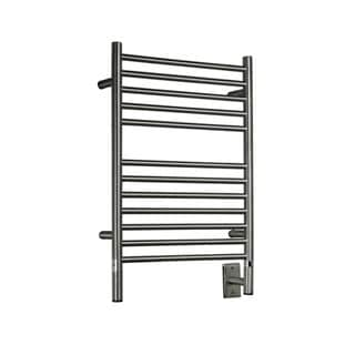 Amba Jeeves Steel 12-bar Bathroom Towel Warmer