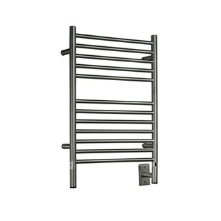 Amba Jeeves Steel 12-bar Bathroom Towel Warmer (3 options available)