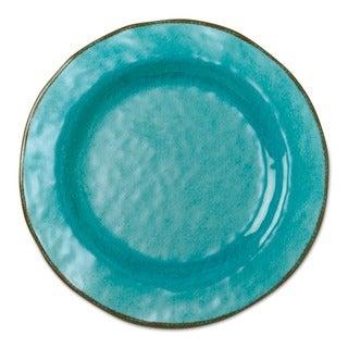 TAG Veranda Melamine Salad Plates Ocean Blue  sc 1 st  Overstock & Plates For Less   Overstock.com