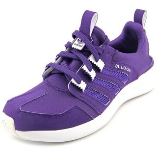 Adidas Women's 'SL Loop Runner' Synthetic Athletic Shoes