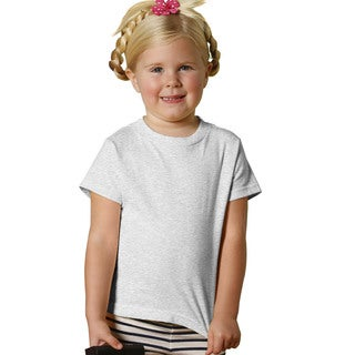 Youth Ash Jersey Short-sleeved T-Shirt (Option: 4t)
