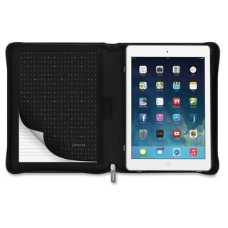 Filofax Carrying Case for iPad Air 2 - Black - Black