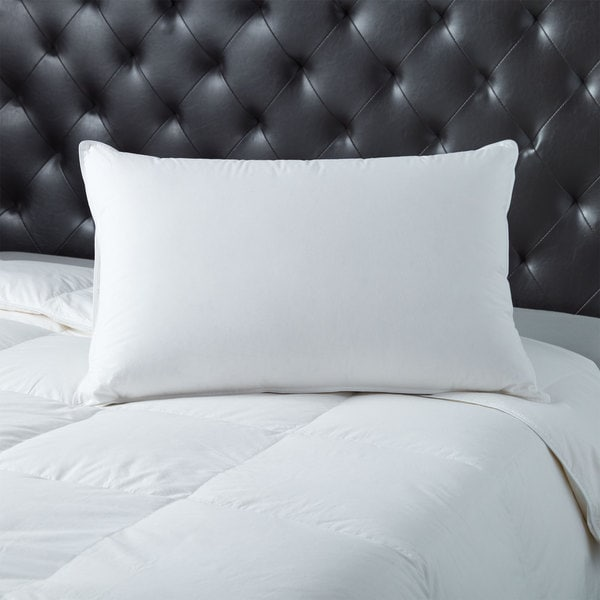European Heritage Cologne Hypoallergenic Tencel and Hungarian Soft White Goose Down Pillow