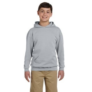 Boy's Nublend Oxford Hooded Pullover Sweatshirt