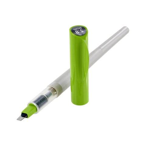 Pilot Parallel Calligraphy Pen With 3.8-millimeter Parallel Plate Nib and Ink Cartridge