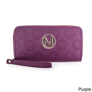 Faddism Women's Black Hemp Clutch Bag Wallet (4 options available)