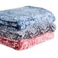 Home Fashion Designs Kingston Collection Ultra Velvet Plush Blanket Deals