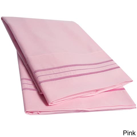 Buy Pink Pillowcases Online At Overstock Our Best Sheets