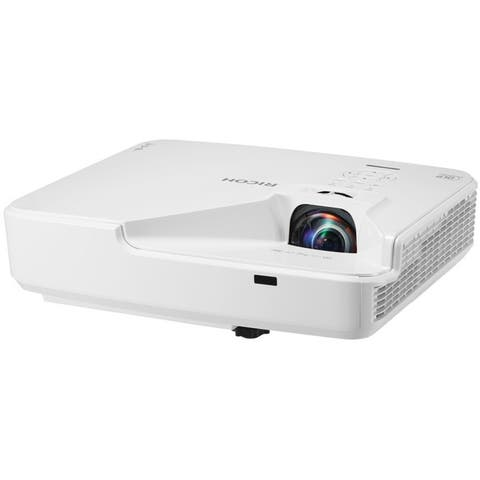Ricoh PJ XL4540 Short Throw DLP Projector